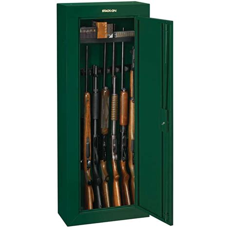 Stack On 8 Gun Steel Security Cabinet by Stack On Gcg 908 Gun Cabinet Steel Security Cabinet 8
