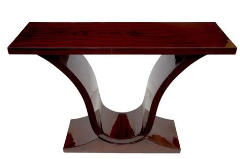 rosewood oggee deco console table tables furniture