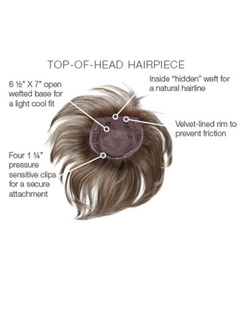 top of head hairpieces gabor top perfect clip in hair topper hairpiece clearance