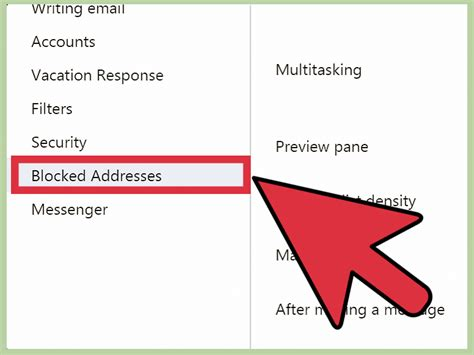 block email yahoo mobile how to block an email address on yahoo 4 steps with