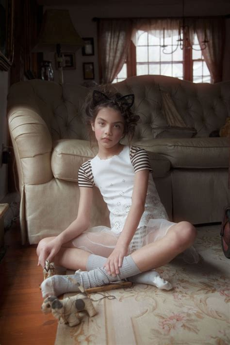 petite teen girl junior models surreal kids fashion photo story by cleo sullivan