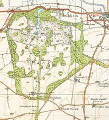 6 Bedroom House Floor Plans by Holkham Hall Wikipedia
