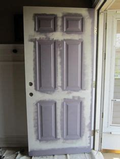 How To Paint A Metal Exterior Door Best 25 Painted Exterior Doors Ideas On Pinterest