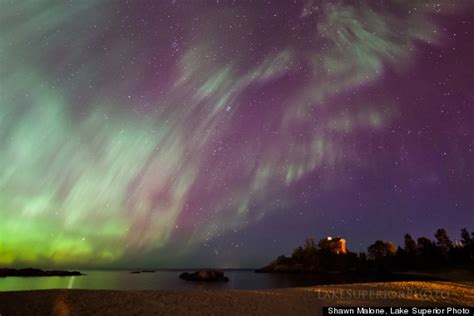 northern lights vacations michigan how to see the northern lights without flying to iceland