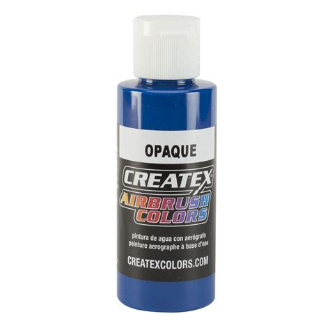 5201 opaque blue createx airbrush colors