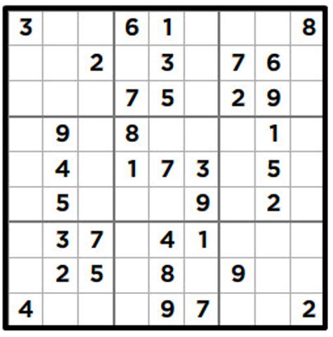 Printable Sudoku By Krazydad | pics for gt easy sudoku printable with answers