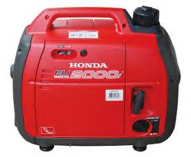 Honda 2000 Inverter Honda Eu2000i Generator Fuel Shut The Easy Way