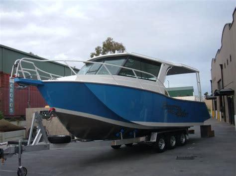 new boat hulls for sale new preston craft 8m mirage tri hull ib diesel power