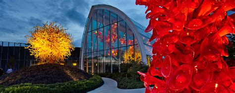 chihuly garden and glass visit