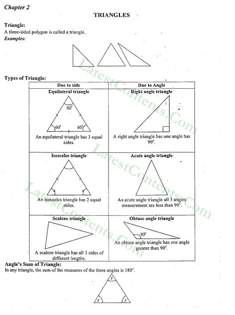 geometry tutorial questions geometry triangles aptitude questions mcqs with