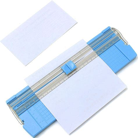 What Is The Best Paper Cutter For Card - paper cutter a4 a5 scrapbook paper card cutter trimmer