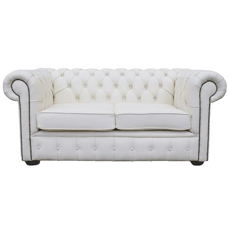 Chesterfield 2 Seater Sofa Vintage Style Chesterfield Two Seater Sofa Bed Available In Six Colours Ebay