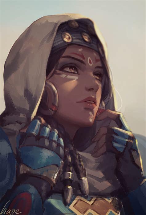 pharah overwatch mobile wallpaper 2105764 zerochan