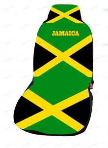 Seat Covers Jamaica Jamaica Car Cover Seat Flag