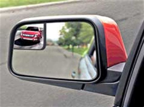 Best Position For Blind Spot Mirror how to attach a blind spot mirror to a proper position