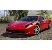 Ferrari 458 Italia AUTOVISTA Add On / Replace  Tuning