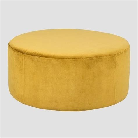 yellow ottoman best 25 yellow ottoman ideas on pinterest living room