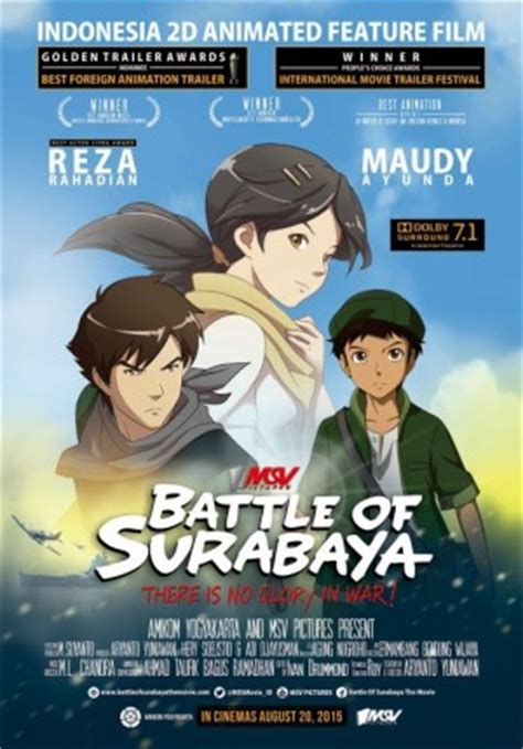 film recomended agustus 2015 review film film battle of surabaya