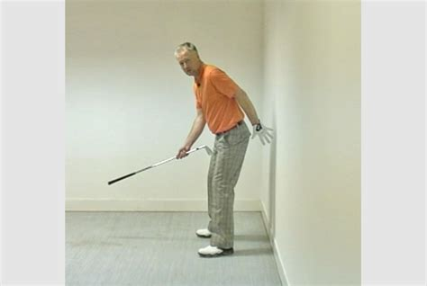 swing too flat get your flat swing on plane today s golfer