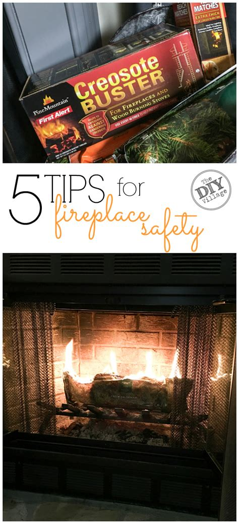 fireplace safety affordable electric fireplace safety