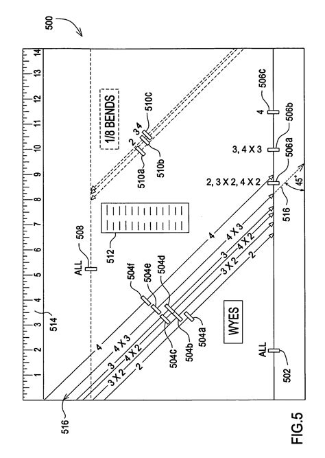patent us7685734 pipe fitting template google patents