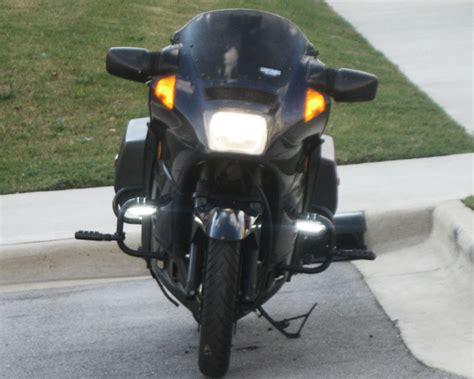 motorcycle led running lights led daytime running light kit narrow beam led car