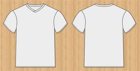 vector t shirt templates free vector 4vector