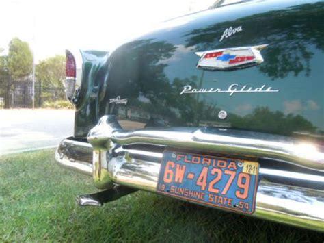 esszimmermöbel jacksonville fl sell used 1954 bel air 2dr sedan in jacksonville florida