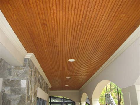 Best Tongue And Groove Ceiling Modern Home Interiors Tongue And Groove Ceiling Installation