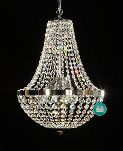lustre montgolfiere lustre montgolfi 232 re en cristal spectra swarovski 174 lucera