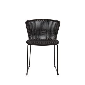 karwei eetkamerstoelen kopen woood stoel wings zwart per 2 stuks kopen eetkamerstoelen