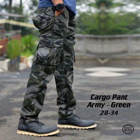 Celana Cargo Celana Panjang Dickies Navy Celana Cargo Murah Berkualitas Celana Pria