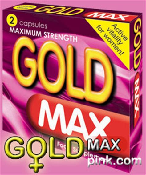 gold max pink review does it really work online