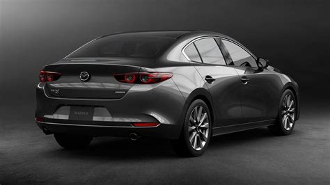 Mazda 3 2020 Sedan by All New Mazda3 Ups The Style And Technology Autotribute