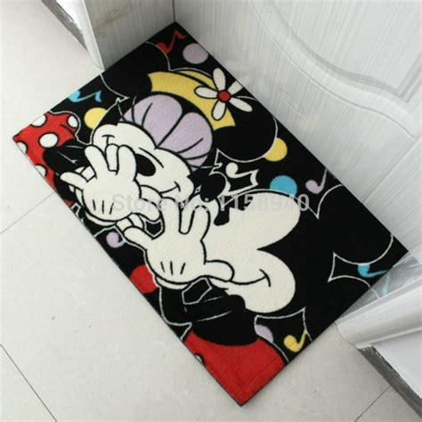 Mickey Mouse Kitchen Rug Mickey And Minnie Door Mat Mickey Mouse Children Rugs And Doors