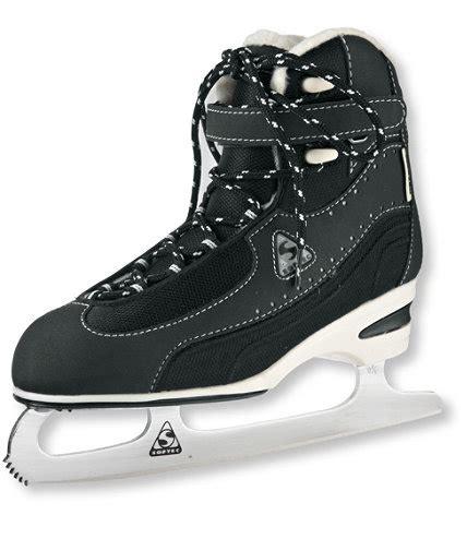comfortable ice skates women s softec comfort figure skates