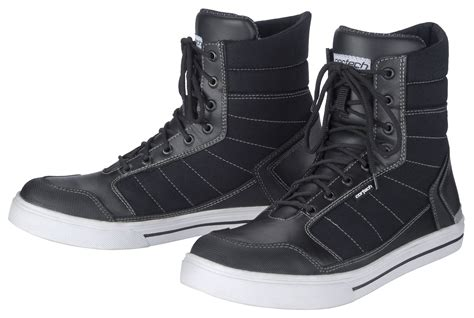 high top motorcycle boots cortech vice wp riding shoes revzilla