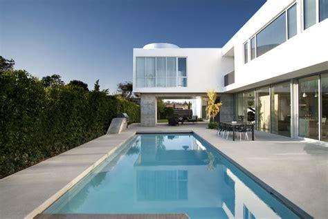 洛杉矶现代别墅设计 设计之家