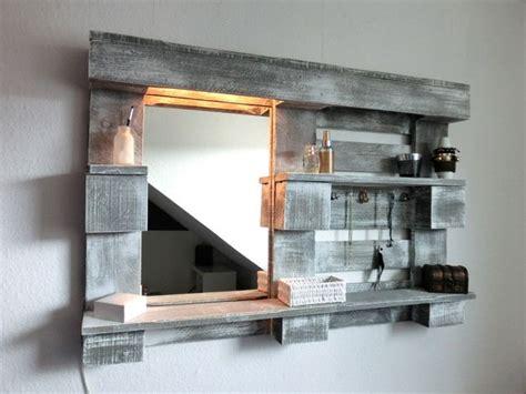 diy badezimmerspiegel ideen die besten 17 ideen zu paletten spiegel auf