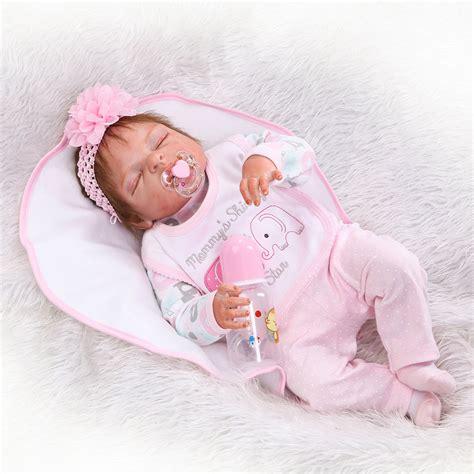 Handmade Baby Dolls That Look Real - 22 quot realistic handmade reborn baby doll newborn