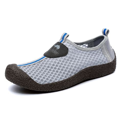 mens summer sport sneakers slip on walking shoes 2015