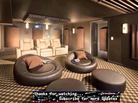 home theater seating seat chair ideas youtube