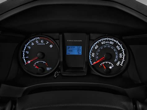 electric power steering 2009 toyota tacoma instrument cluster image 2017 toyota tacoma sr access cab 6 bed v6 4x2 at natl instrument cluster size 1024 x