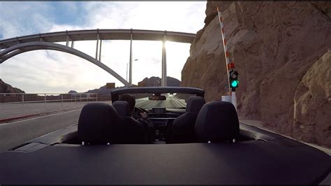 bmw phil hoover dam tour in a bmw phil s morning drive driving