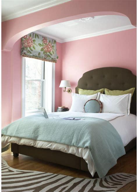 rosa schlafzimmer dekorieren ideen farbgestaltung und wandfarben ideen den regenbogen nach