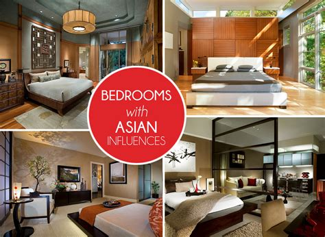 home design theme asian inspired bedrooms design ideas pictures