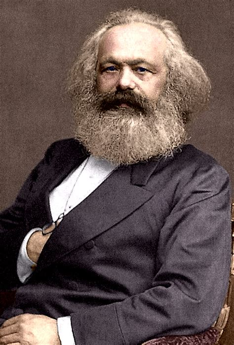 karl marx in defense of communism friedrich engels
