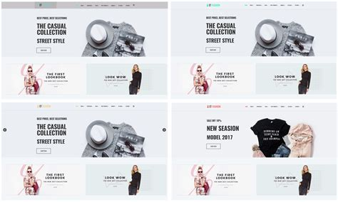 et fashion free responsive fashion website template