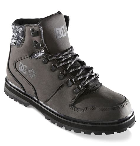 mens dc boots s peary spt boots adyb100003 dc shoes