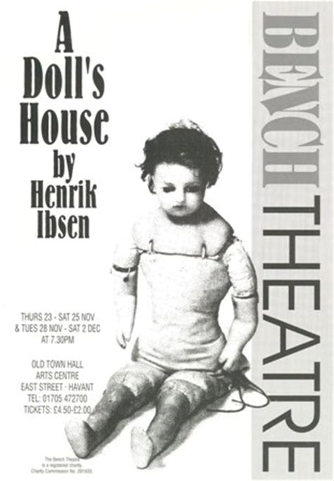 who wrote a doll s house a doll s house written by henrik ibsen